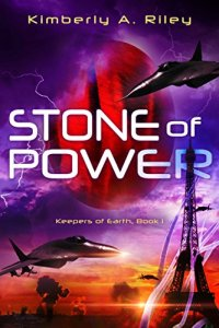 Stone of Power by Kimberly Riley